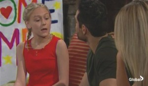 Faith has rules for Rey The Young and the Restless