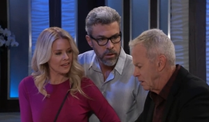 Robert asks Felicia and Mac for help General Hospital