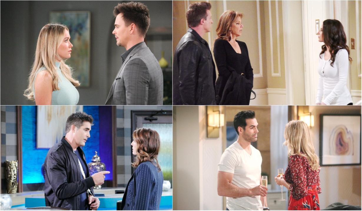 5-6-19 spoilers for bold and beautiful days of our lives general hospital young and restless
