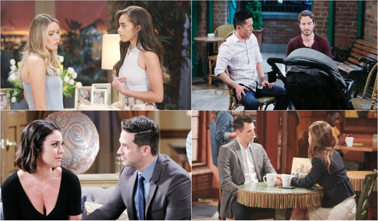 5-20-19 spoilers for bold and beautiful days of our lives general hospital young and restless