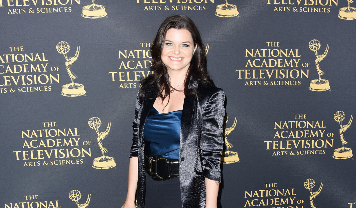 Heather Tom at 2019 Emmy Nominee Party