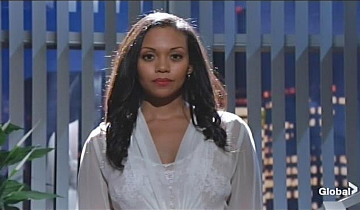 Hilary looks at Devon Young and Restless