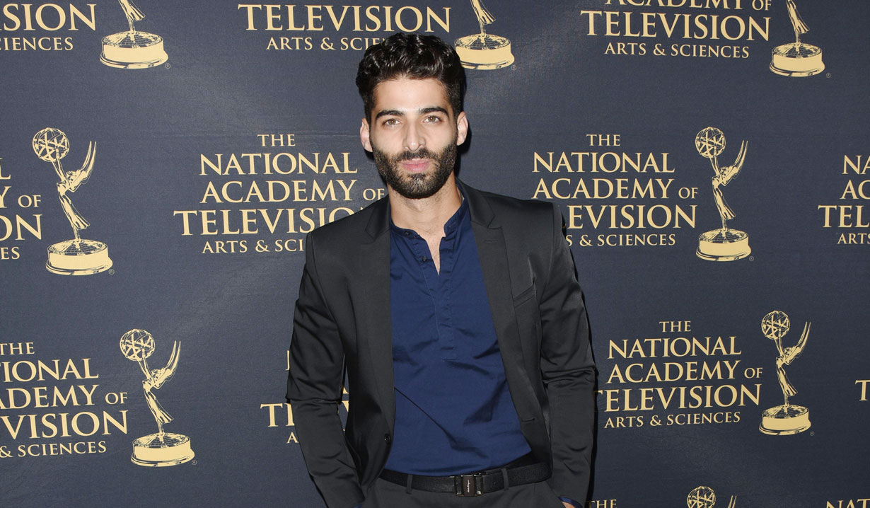 Jason Canela 2019 at 2019 Emmy Nominee Party