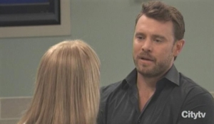 Drew tells Monica about his trip General Hospital