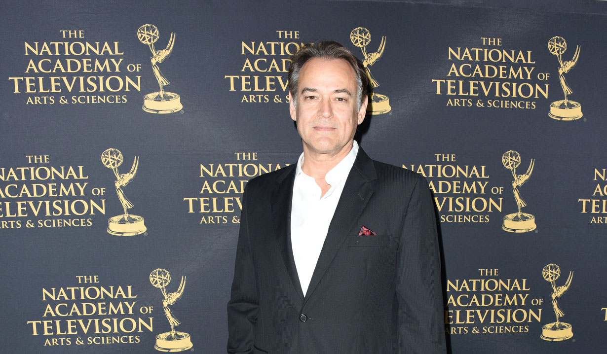 Jon Lindstrom at 2019 Emmy Nominee Party