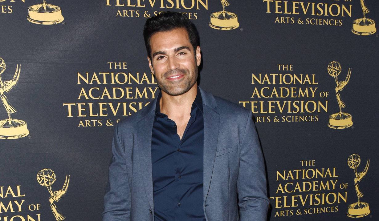 Jordi Vilasuso at 2019 Emmy Nominee Party