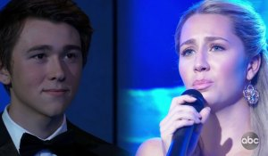 Joss performs on General Hospital