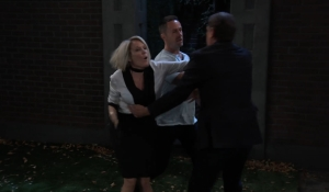 Julian breaks up Kevin and Ava General Hospital