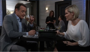Kevin and Ava keep up the act General Hospital