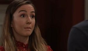 Kristina demands her pledge back General Hospital