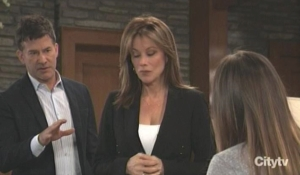 Kristina tells Neil and Alexis about her pledge General Hospital