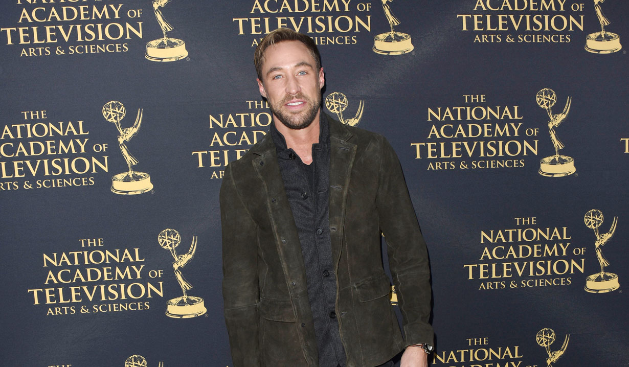 Kyle Lowder at 2019 Emmy Nominee Party