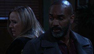 Curtis and Laura trapped on General Hospital