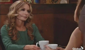 Lauren advises Phyllis on Young and Restless
