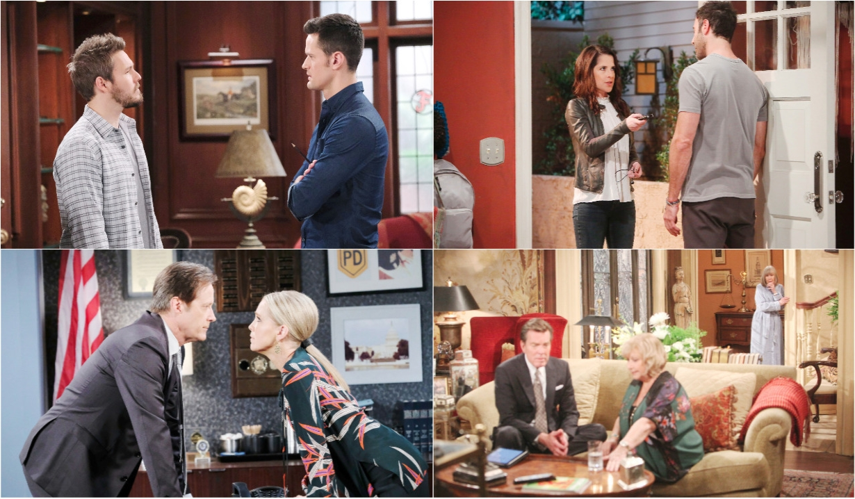 5-27-19 spoilers for bold and beautiful days of our lives general hospital young and restless