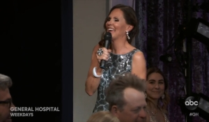 Lucy hosts the ball General Hospital