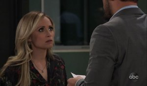 Lulu talks with Chase on General Hospital