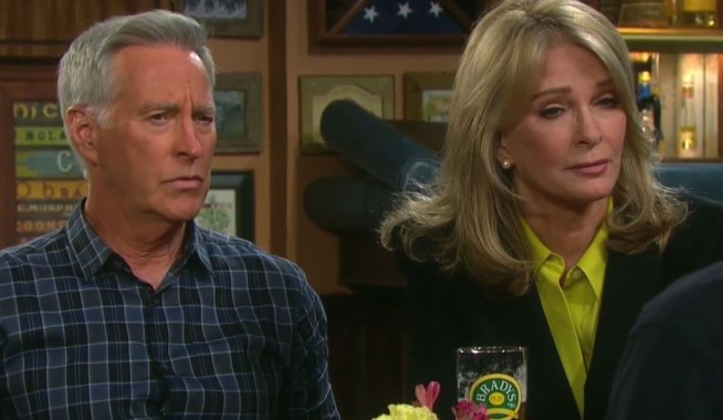 Marlena is attacked by Will on Days of our Lives