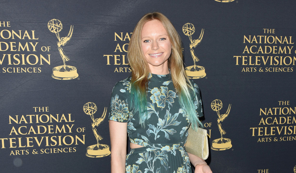 Marci Miller at 2019 Emmy Nominee Party