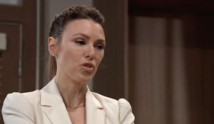 Margaux doesn't trust Shiloh on General Hospital