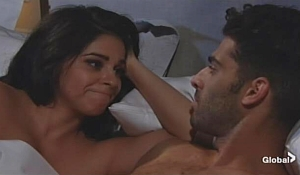 Mia and Arturo have sex on Young and Restless