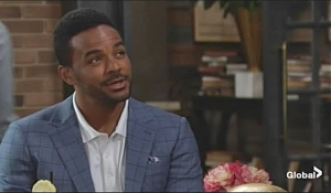 Nate asks Abby out on Young and Restless