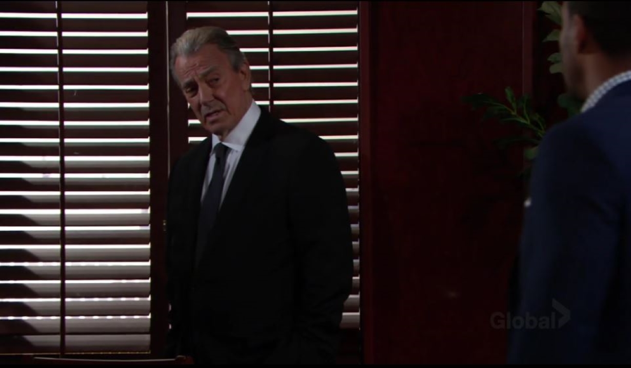 Victor gets news The Young and the Restless