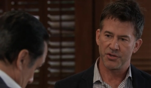 Neil tries to calm Sonny General Hospital