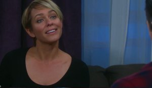 Nicole celebrates on Days of our Lives