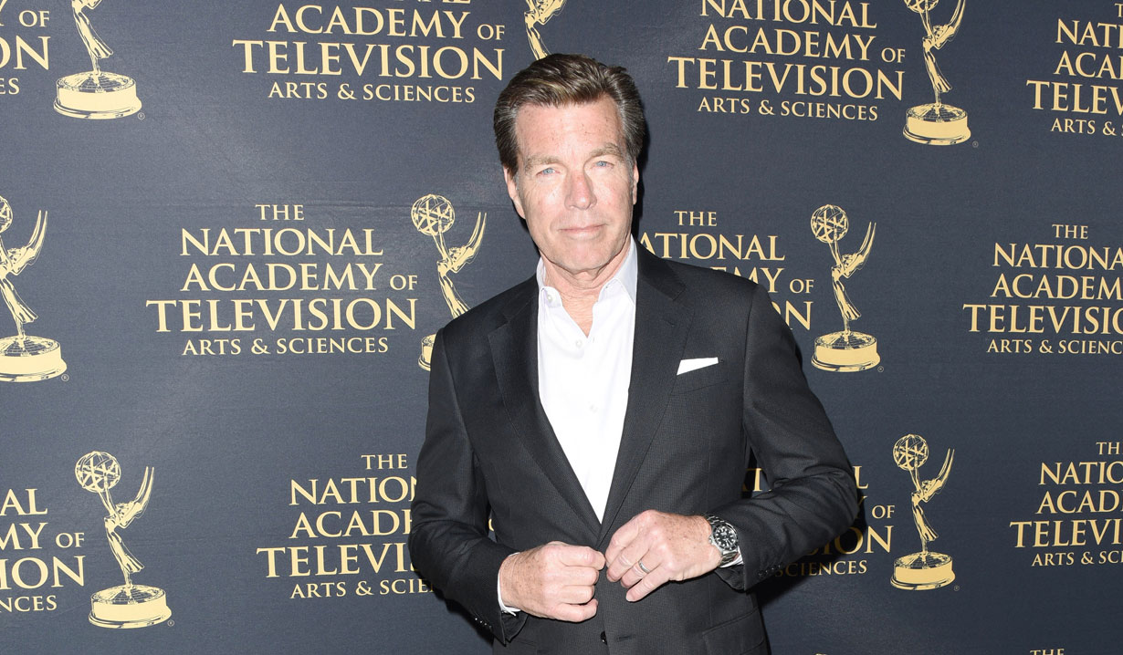 Peter Bergman 2019 at 2019 Emmy Nominee Party