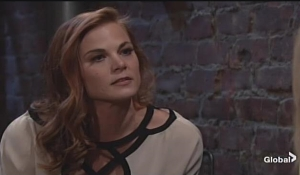 Phyllis pressures Lola on Young and Restless