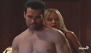 Rey Sharon sex Young and Restless