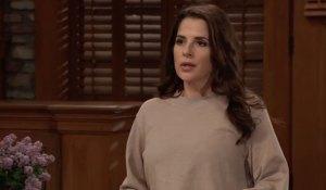 Sam has Kristina's pledge on General Hospital