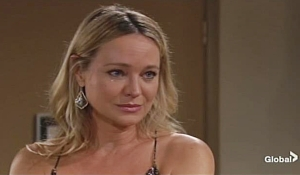Sharon crying on young and restless