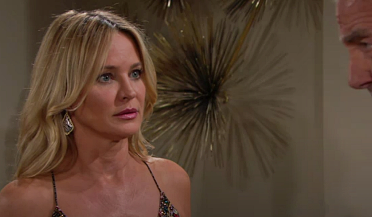 Sharon rocked on Young and Restless