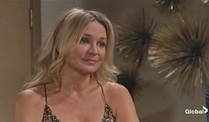 Sharon updates Nikki on Young and Restless
