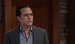 Sonny worries about Kristina on General Hospital