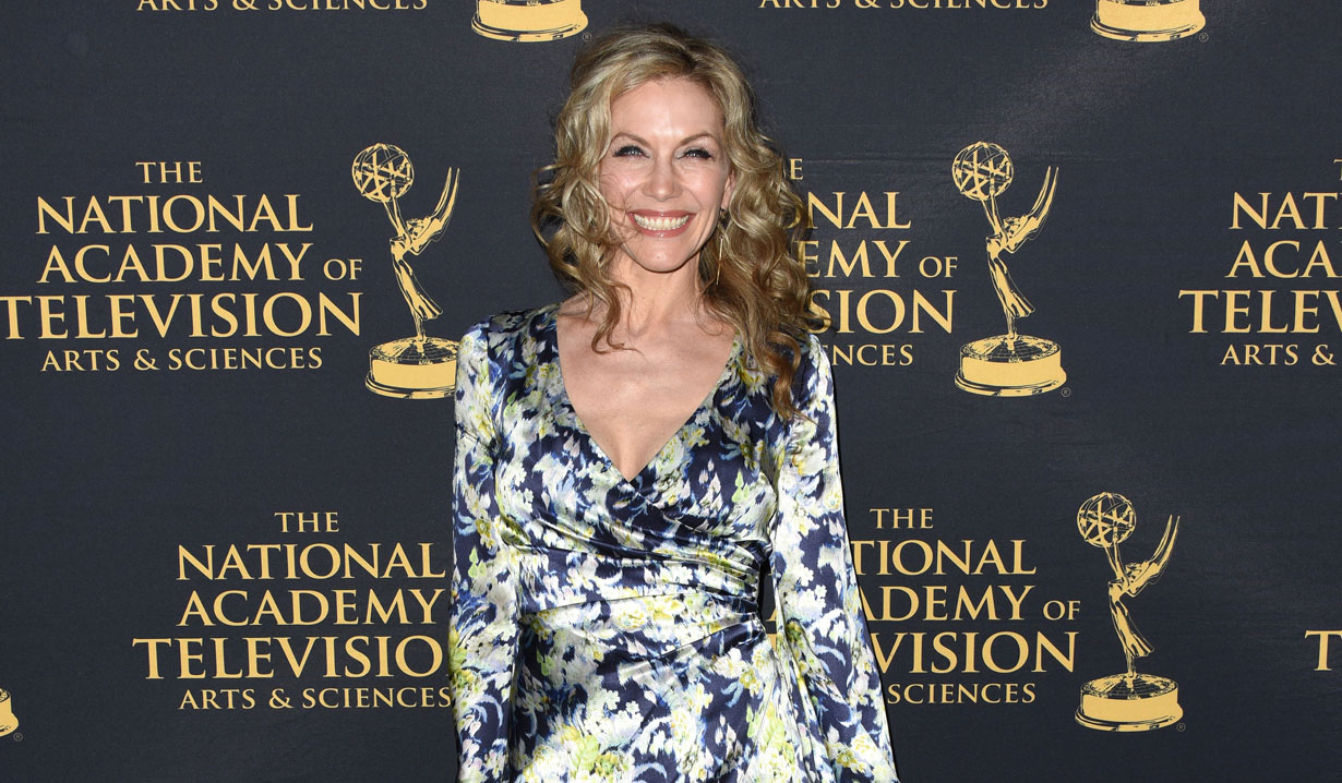 Stacy Haiduk at 2019 Emmy Nominee Party