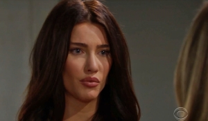 Hope pleads with Steffy on Bold and Beautiful