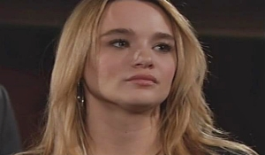 Summer confronted on Young and Restless
