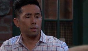 Valerie warns Brad on General Hospital