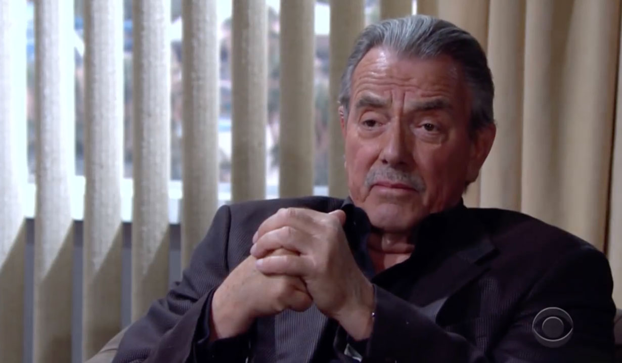 Victor reveals Adam is Alive on The Young and the Restless