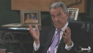 Victor argues with his family The Young and the Restless