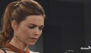Victoria gets Cheslea's number on Young and Restless