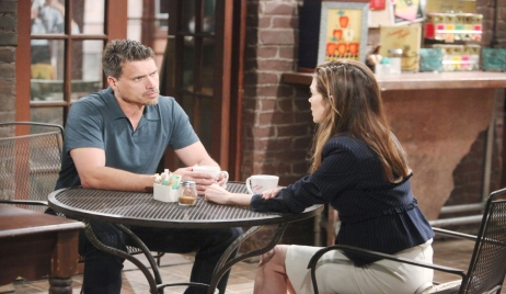 Victoria and Nick discuss Adam The Young and the Restless