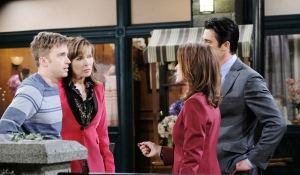 Will Kate Ted Hope in the square on Days of our Lives