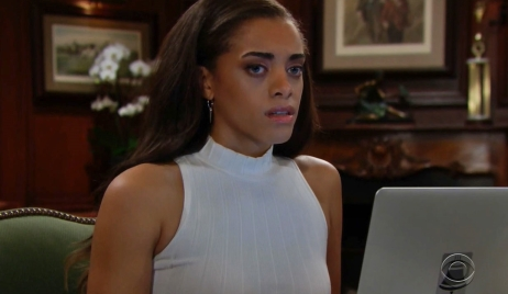 Zoe flashes back on Bold and Beautiful