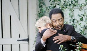 abe comfort nicole Days of our Lives