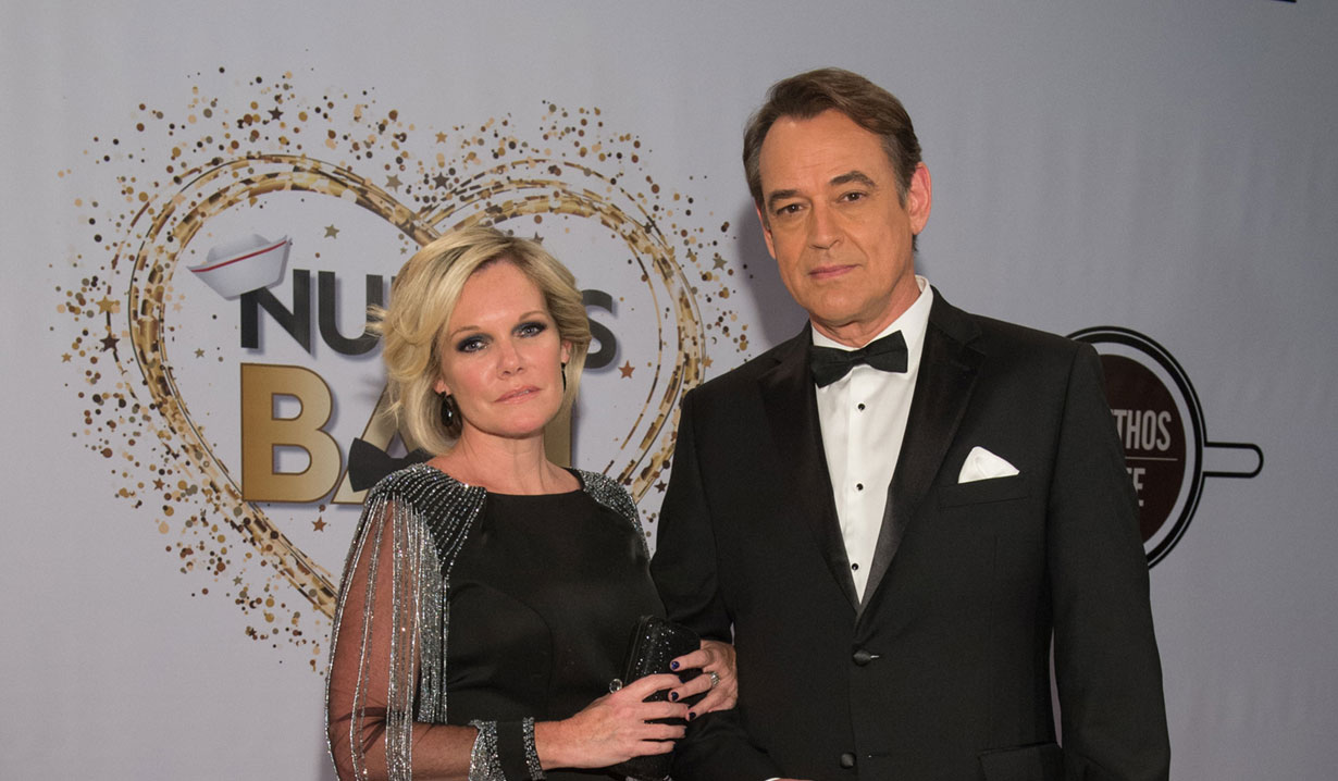 Ava and Kevin 2019 General Hospital Nurses Ball