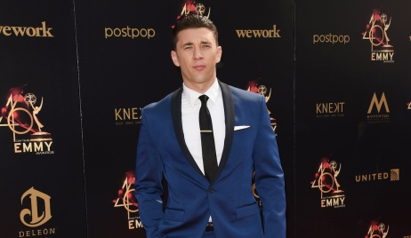 Days of our Lives' Billy Flynn at Daytime Emmys